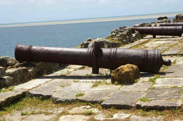 Forte Orange Ilha de Itamaraca - Pernambuco
