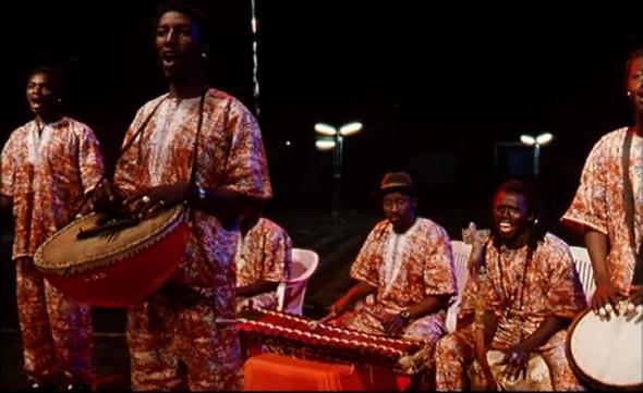 Teranga Blues, 2007, Moussa Sené Absa