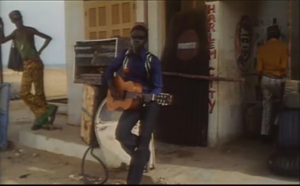Ça twiste a Poponguine, 1993, Moussa Sené Absa.