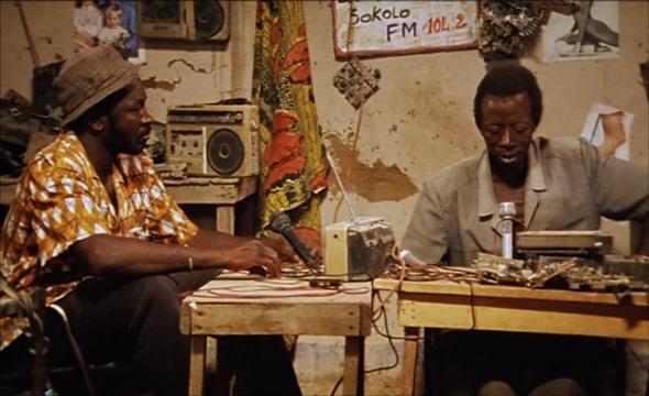 La vie sur terre, 1998, Abderrahmane Sissako.