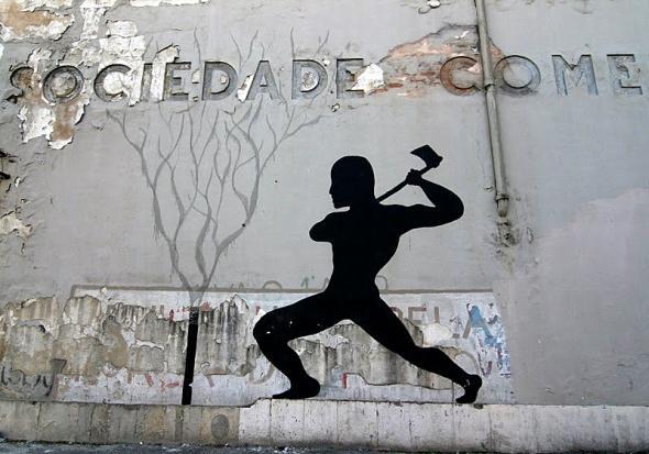 Intervenção, Lisboa.