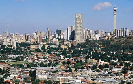 Joanesburgo, Africa do Sul