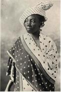 mulher Zanzibar, 1890- fotografia Coutinho Bros