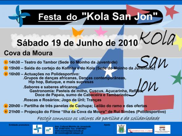 Festa do Kola San Jon