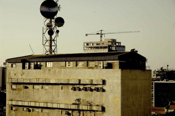 Luanda, arquivo buala