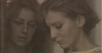 Monica Calle e Beatriz Batarda, Helena e Evita no filme