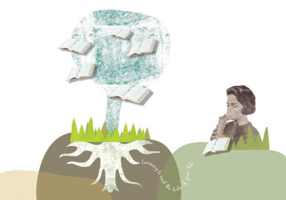 ilustração de Margarida Girão