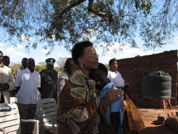 Presidente da Fundação para o Desenvolvimento da Comunidade (FDC)