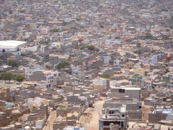 cidade do Mindelo, Cabo Verde