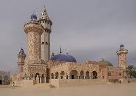 Mesquita de Touba, Senegal (Photo de TJ Haslam)