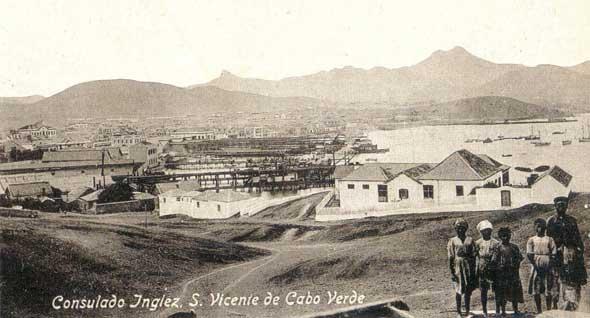 Consulado Inglês, c. 1910