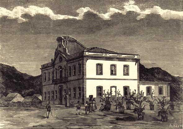 Paços do Concelho, c. 1881