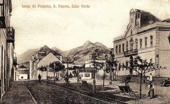 Praça da Igreja, c. 1910