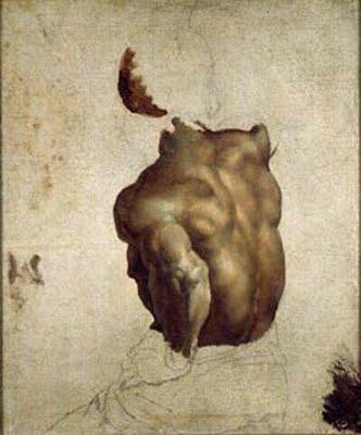 Théodore Géricault , Estudo para Le Radeau de la méduse