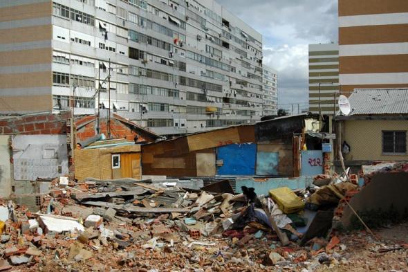 under-construction, greater Lisbon, Monica Miranda / Paul Goodwin 2009