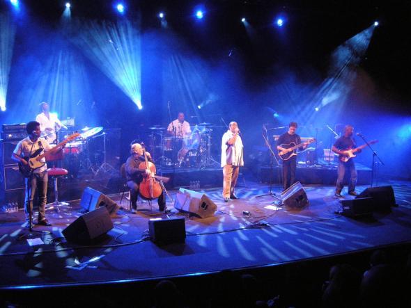 concerto Ex-Combatentes, Lisboa 2008, fotografia Marta Lança