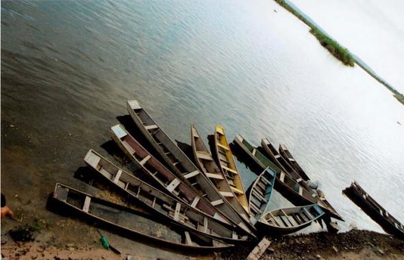 Barra do Rio Grande. Fotografia de Daniela Moreau.