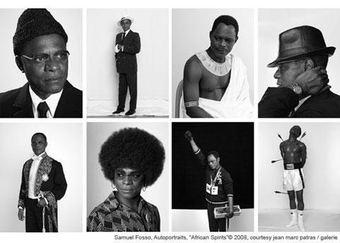 Samuel Fosso, African Spirits