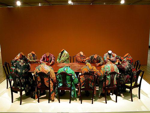 Scramble for Africa, de Yinka Shonibare