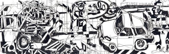 Vila. Obra de Marco Kabenda