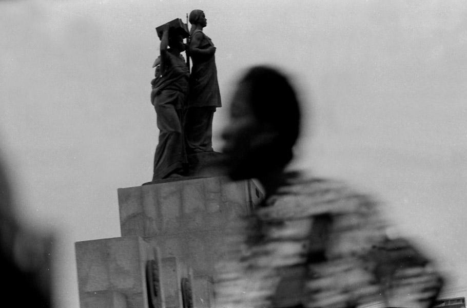 J. Liebenberg, Luanda, 1991