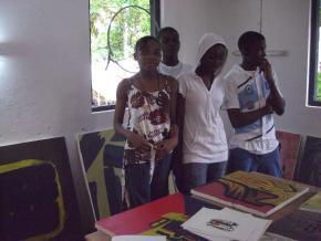 workshop, MTN Foundation, Bonendale