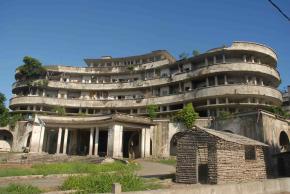 Le grande Hotel da Beira, photographie de Otávio Raposo
