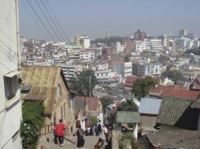Antananarivo, Madagascar. fotografia de David Adjaye