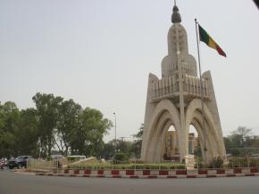 Bamako, Mali. fotografia de David Adjaye