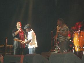 concerto Paulo Flores 20 anos de carreira, com Eduardo Paim