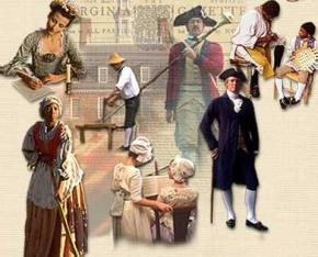 the features of the life in the colonian period Chapter 2: the colonial period an outline of american history adopted an aristocratic way of life and kept in touch as best they could with the world of culture.