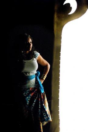 Esmeralda, personagem de 'O Corcunda e a Cigana'