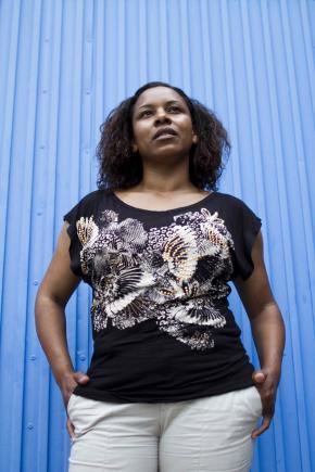 Zia Soares, foto de Joana Freitas