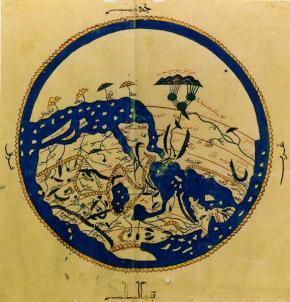 Mapa de Tenochtitlan, 1524