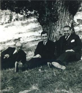 Oliveira Salazar e António Ferro