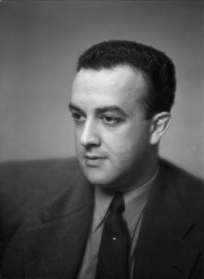 António Pedro, fotografia da Fund. Gulbenkian