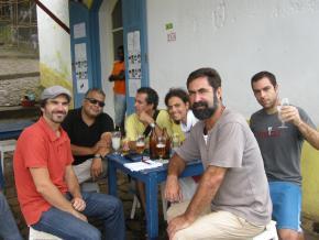 grupo em Angolares