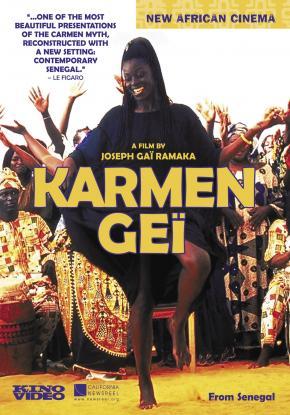Karmen Gei, directed by Joseph Gaï Ramaka, 2001.