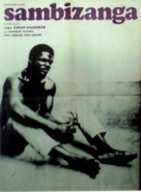 Sambizanga, directed by Sarah Maldoror, 1972.