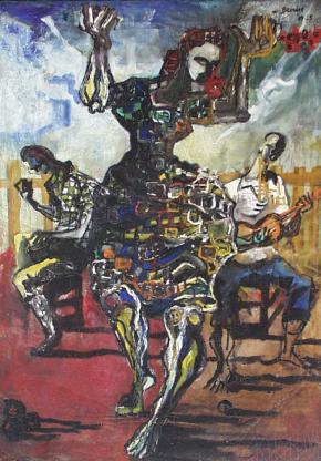 António Bronze, 1954-5 (colecção do artista)