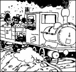 Hergé, Tintin au Congo.