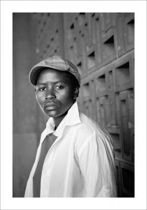 Amogelang Senokwane, 2009. Zanele Muholi.
