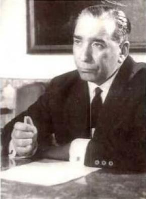 Franco Nogueira, Minister of Foreign Affairs (1961-69)