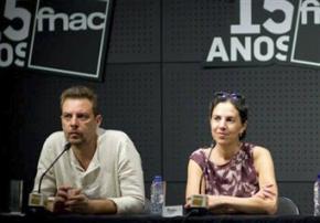 os autores Jorge António e Maria do Carmo Piçarra