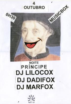Poster por Márcio Matos.