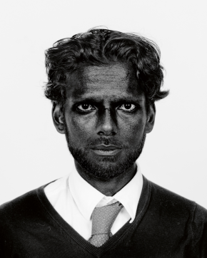 Yasser Booley, Cape Town, Série There's a Place in Hell for Me and My Friends, 2011. Pieter Hugo
