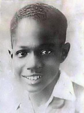 Amílcar Cabral jovem