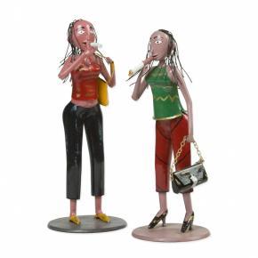 'Smoking Women' de Didier Amevi Ahadsi (Togo)