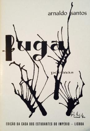 O livro de poemas Fuga foi editado em 1961 pela Casa dos Estudantes do Império. Ilustração da capa do poeta e artista plástico Costa Andrade 'Ndunduma'.