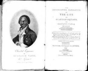 Livro de Olaudah Equiano